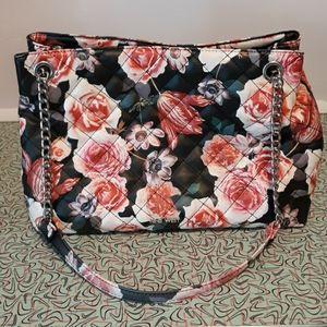 Nine West Dielle shoulder bag floral quilted